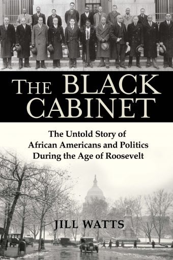 Book Cover for The Black Cabinet by Jill Watts